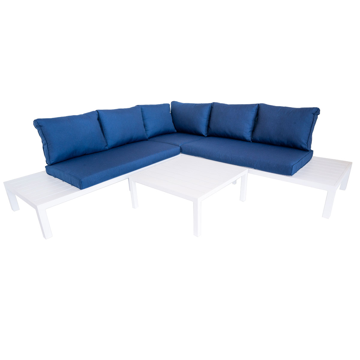 Oakpark 4 Pc Aluminum Sectional
