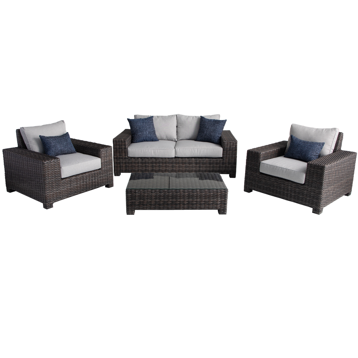 Warwick 4 Pc Sofa Group