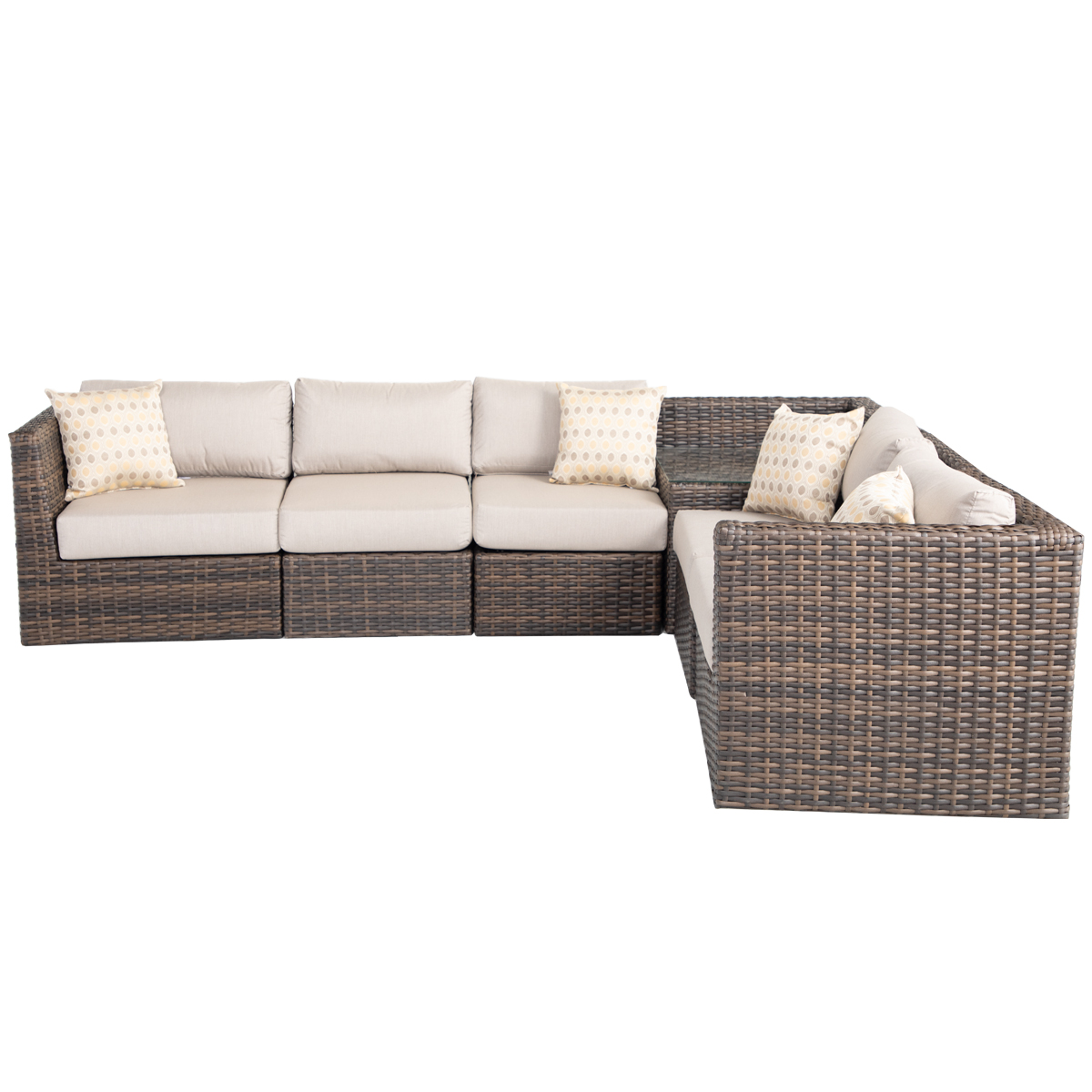 Newcastle 6 Pc Sectional